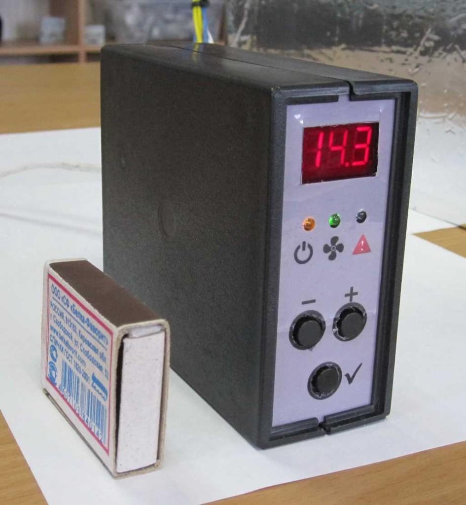 Контроллер элемента пельтье для холодильника