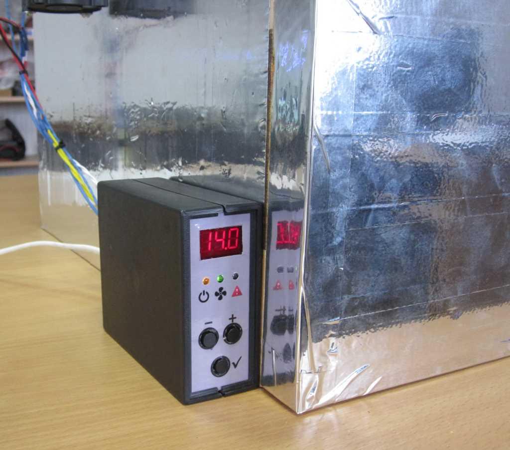 Холодильник из элемента пельтье