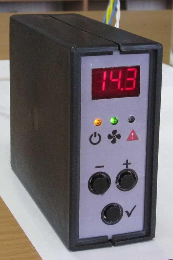Контроллер холодильника на элементе Пельтье