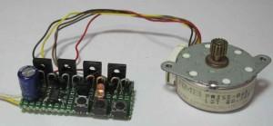 Контроллер с PM35S-048