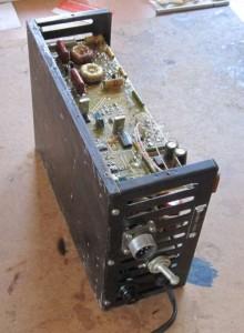 Вариант радиатора без ребер