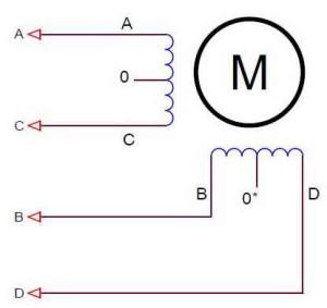 Схема 6 выводов