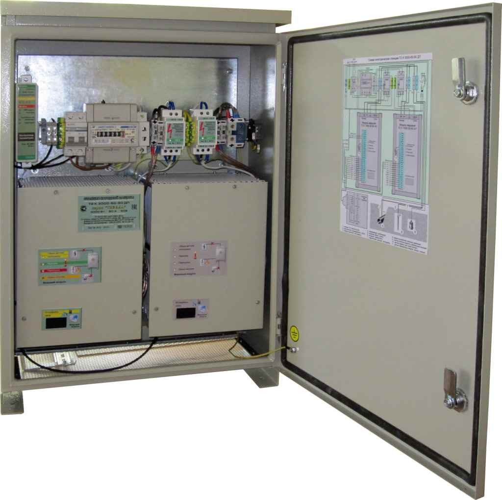 Устройство катодной защиты Т2 К 3000-60-50 ДП