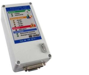 Контроллер GSM телеметрии для УКЗТ-А