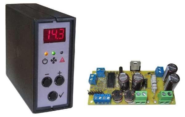 Контроллер холодильника на элементе Пельте