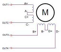 Схема подключения 8 выводов