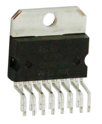 микросхема L298N