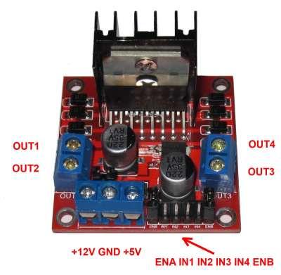 модуль L298N