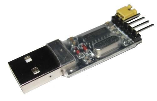 Конвертер USB-UART CH340