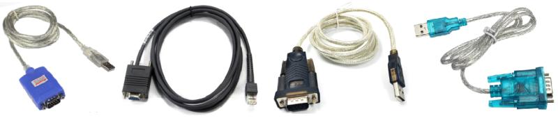 Конвертеры USB-RS-232