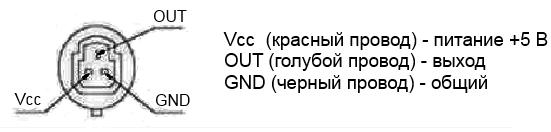 Распиновка USP-G41-1.2