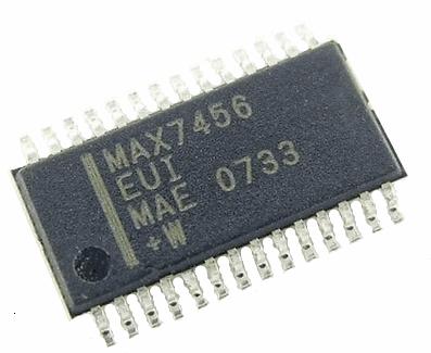 Микросхема MAX7456