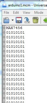 Формат mcm файла
