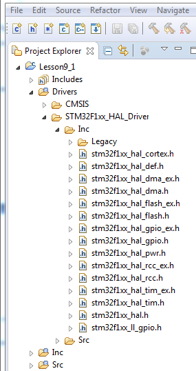 Загрузка файлов в проект