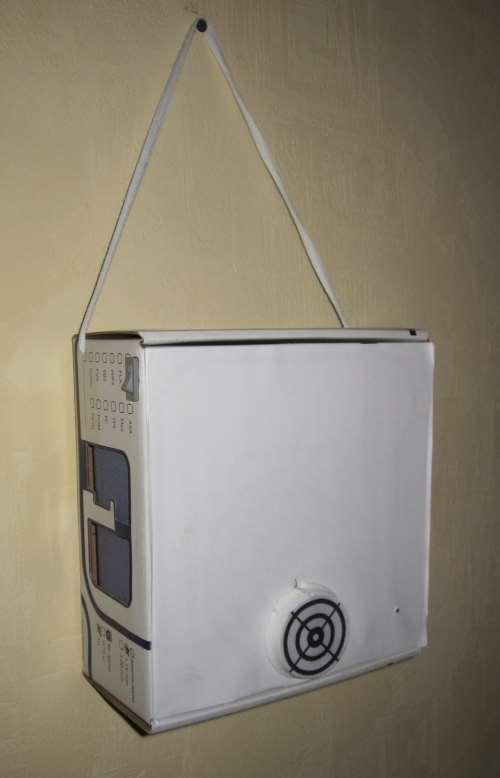 Сканер головы