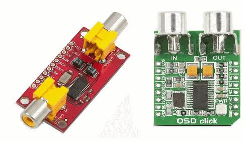 OSD-модуль